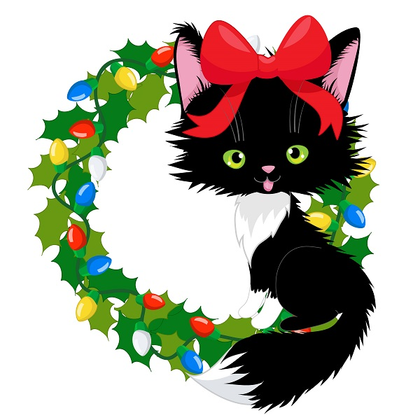 Have a Meowy Christmas!
